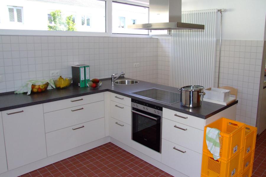 Küche im Taka Tuka Land