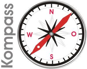 Logo des Betreuungsverein Kompass