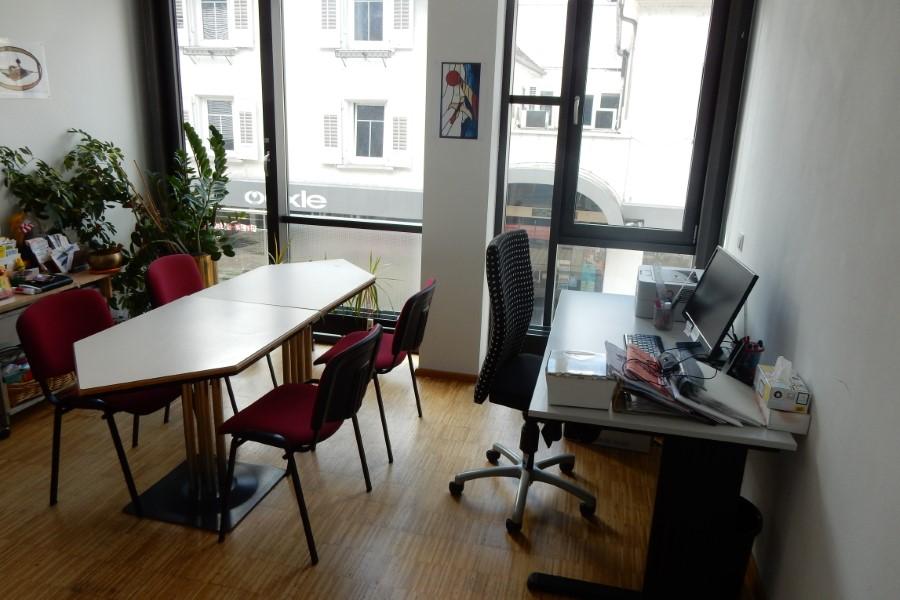 Büro bei Perkos