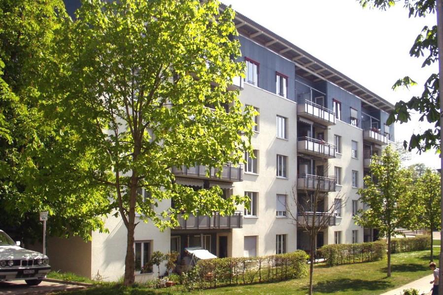 AWO Seniorenwohnanlage Konstanz
