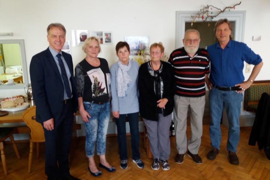 Mitgliederversammlung des OV Engen