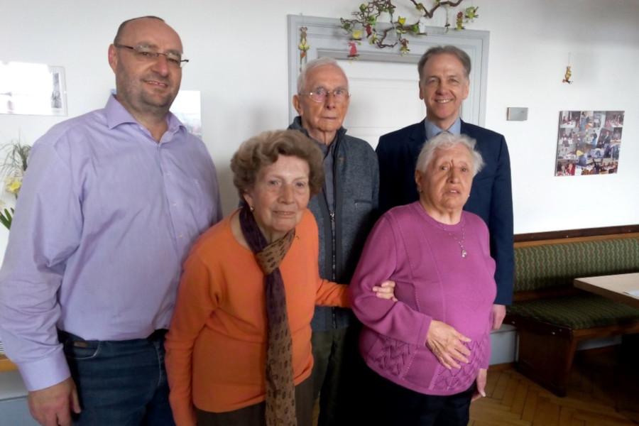 Mitgliederversammlung 2017 des OV Engen